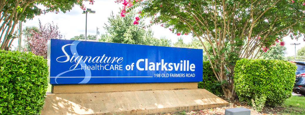 Signature Healthcare of Clarksville Tennessee Nursing Home